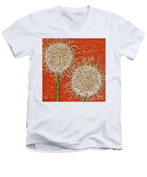 Garden Room 32 Men's V-Neck T-Shirt