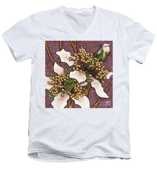Garden Room 44 Men's V-Neck T-Shirt