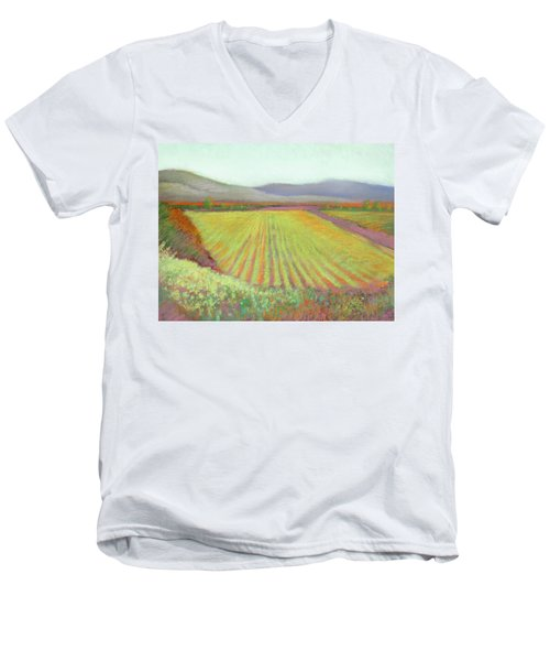 Gloria Ferrer Winery Men's V-Neck T-Shirt