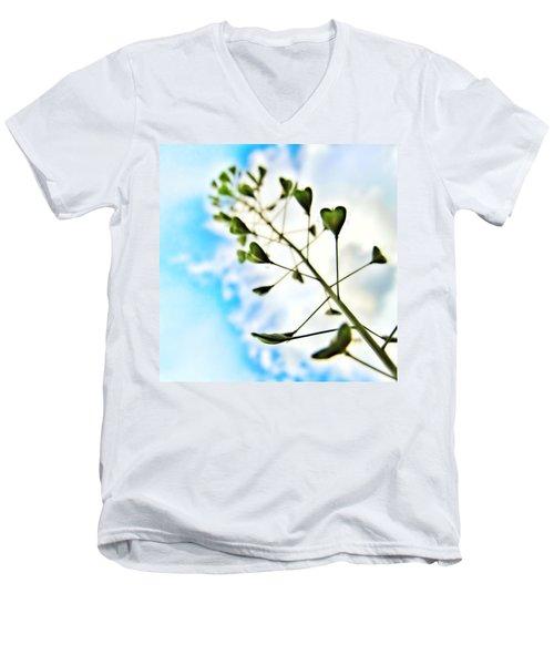 Growing Love Men's V-Neck T-Shirt