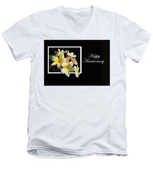 Happy Anniversary Men's V-Neck T-Shirt