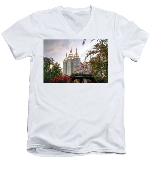House Of The Lord Men's V-Neck T-Shirt