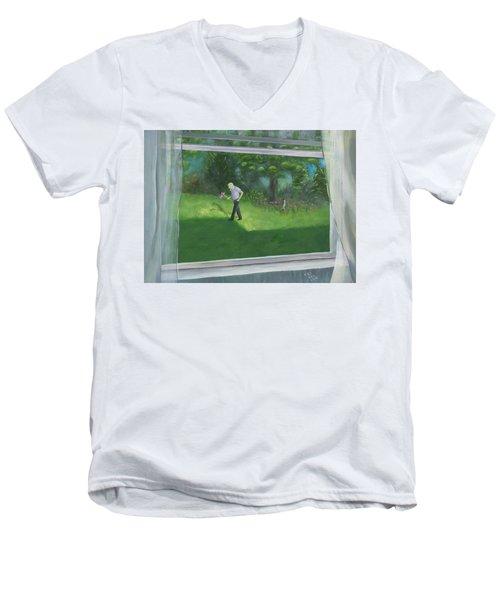Serenade Men's V-Neck T-Shirt