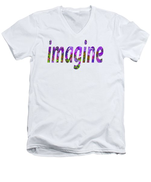 Imagine 1005 Men's V-Neck T-Shirt