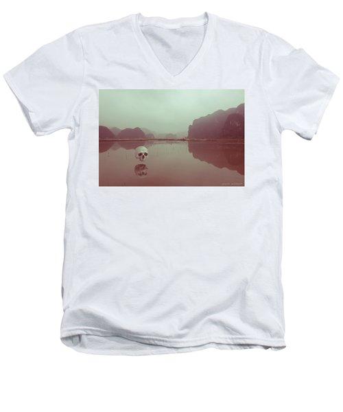 Interloping, Vietnam Men's V-Neck T-Shirt