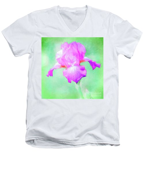 Iris Ready To Fly Men's V-Neck T-Shirt