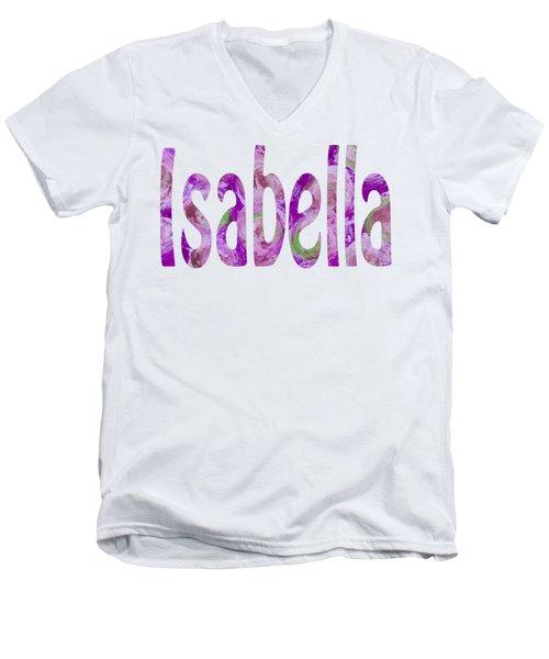Isabella Men's V-Neck T-Shirt