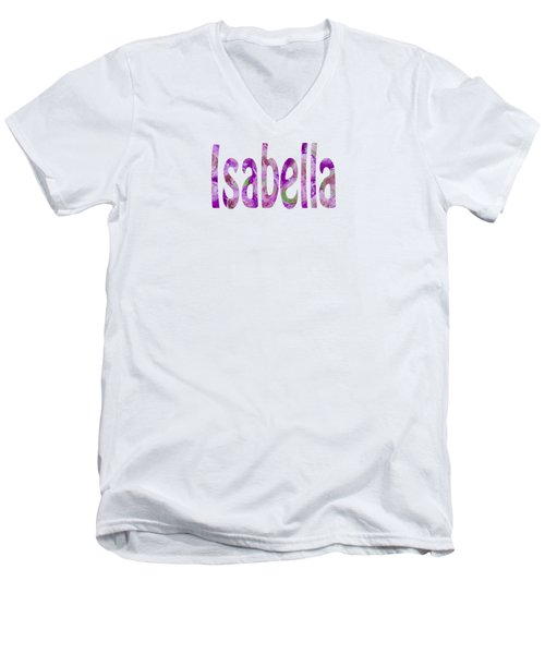 Isabella Men's V-Neck T-Shirt