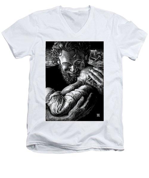 Joseph Men's V-Neck T-Shirt
