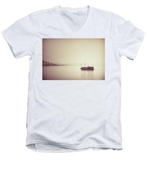 Junk Men's V-Neck T-Shirt