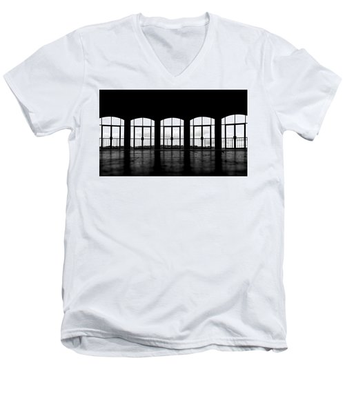Kresge Stage Men's V-Neck T-Shirt