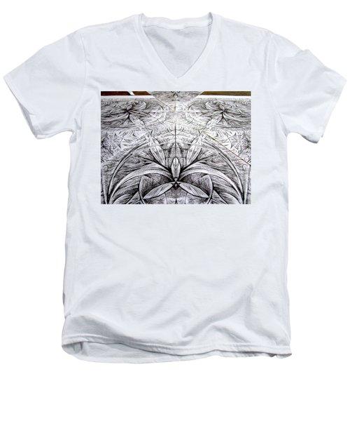 Launch Pad Men's V-Neck T-Shirt