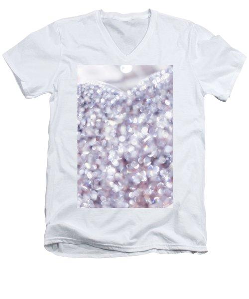 Luxe Moment II Men's V-Neck T-Shirt