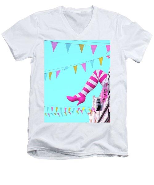 Merilyn Men's V-Neck T-Shirt
