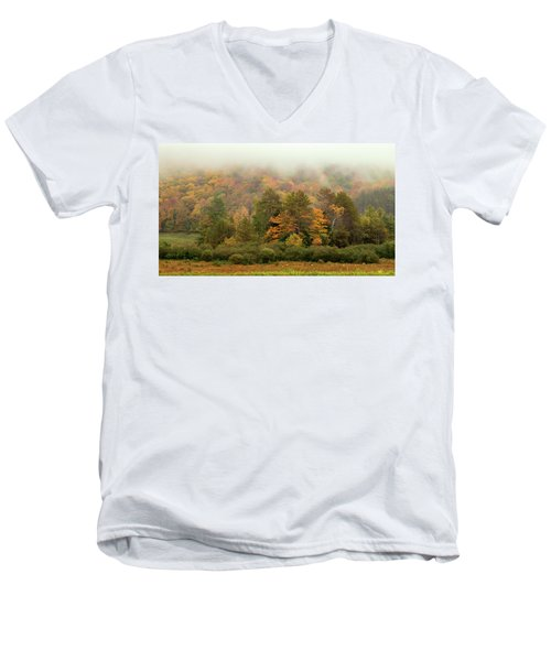 Misty Mountain Men's V-Neck T-Shirt