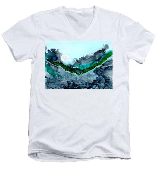 Moondance IIi Men's V-Neck T-Shirt