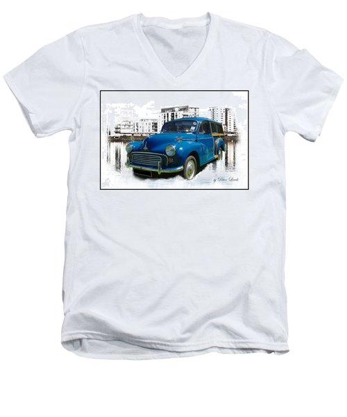 Morris Super Minor Men's V-Neck T-Shirt