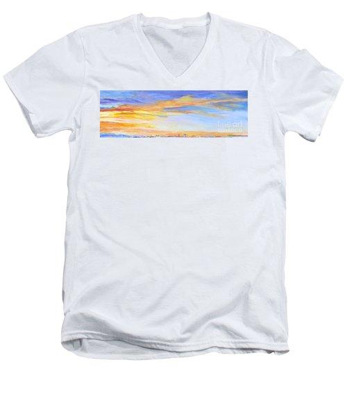 Mortal Men's V-Neck T-Shirt
