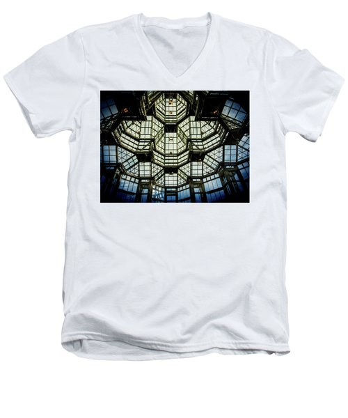 Glass Ceiling National Gallery Of Canada Men's V-Neck T-Shirt