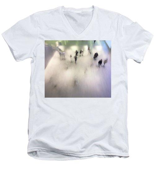Not Fade Away Men's V-Neck T-Shirt