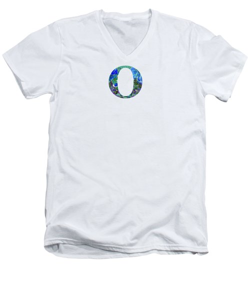 O 2019 Collection Men's V-Neck T-Shirt