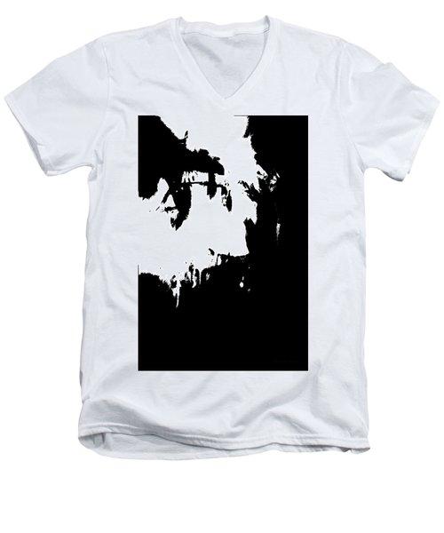 October 30 V Men's V-Neck T-Shirt