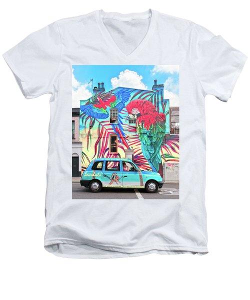 Paul Men's V-Neck T-Shirt