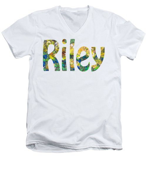 Riley Men's V-Neck T-Shirt