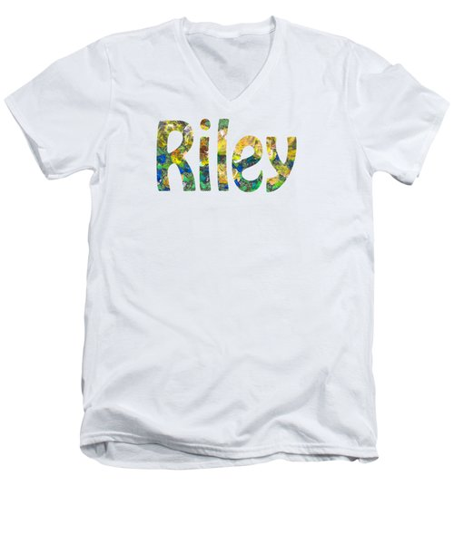 Riley Men's V-Neck T-Shirt