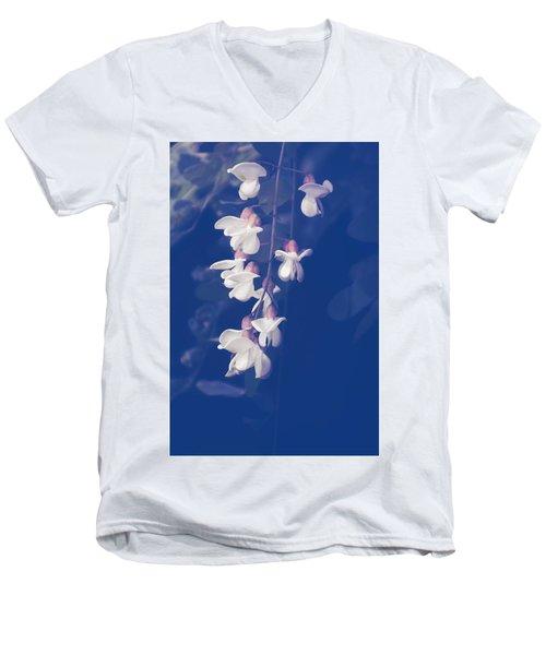 Robinia Pseudoacacia  Men's V-Neck T-Shirt