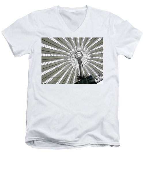 Roof Of Sails Men's V-Neck T-Shirt
