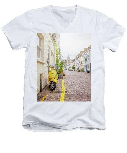 Ryland Men's V-Neck T-Shirt