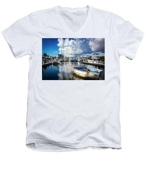 Safe Harbor Series 67 Men's V-Neck T-Shirt
