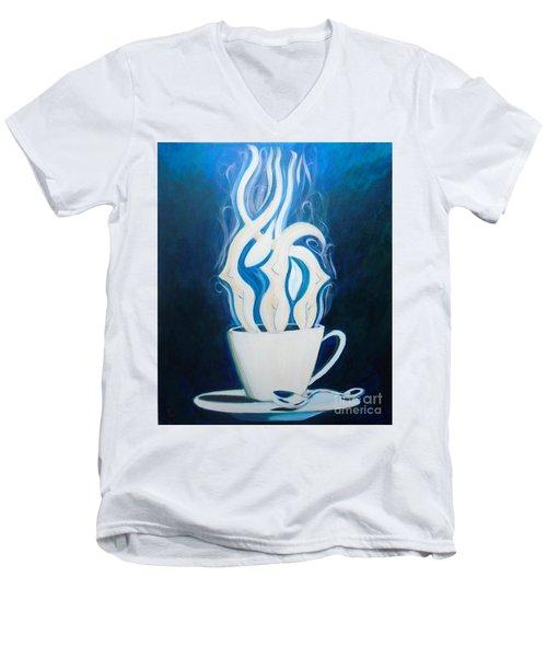 Sexy Java Men's V-Neck T-Shirt
