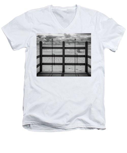 Showers Men's V-Neck T-Shirt