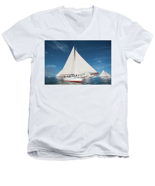 Skipjack Rosie Parks Men's V-Neck T-Shirt