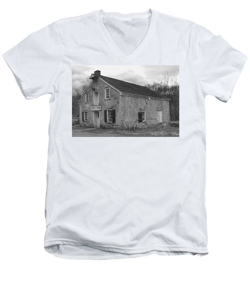 Smith's Store - Waterloo Village Men's V-Neck T-Shirt