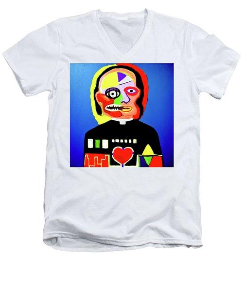 Soul Control Men's V-Neck T-Shirt
