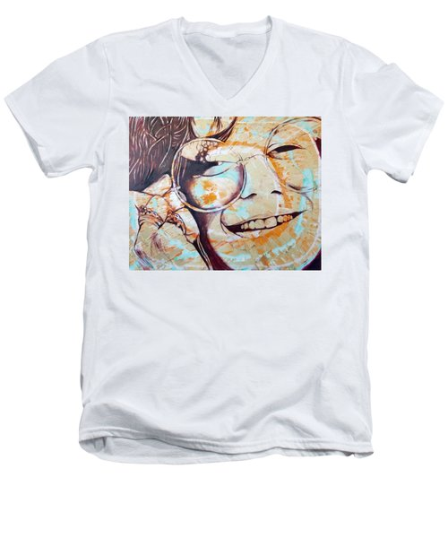 Soul Sister Men's V-Neck T-Shirt