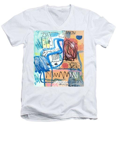 Sourire Men's V-Neck T-Shirt
