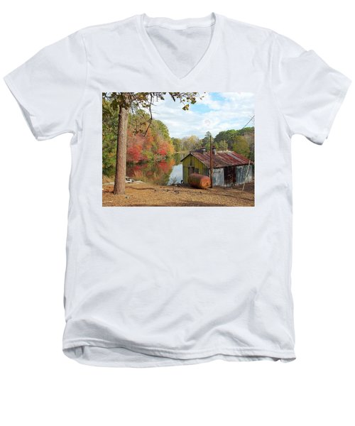 Southern Sunday Men's V-Neck T-Shirt