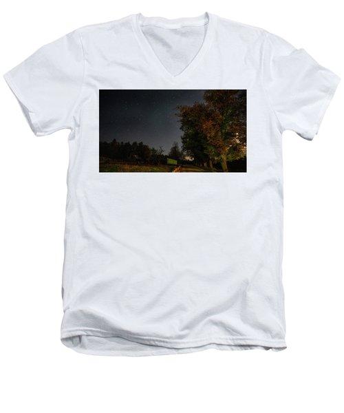 Star Light Star Bright Men's V-Neck T-Shirt