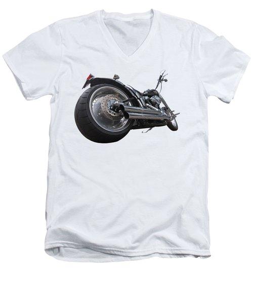 Storming Harley Men's V-Neck T-Shirt