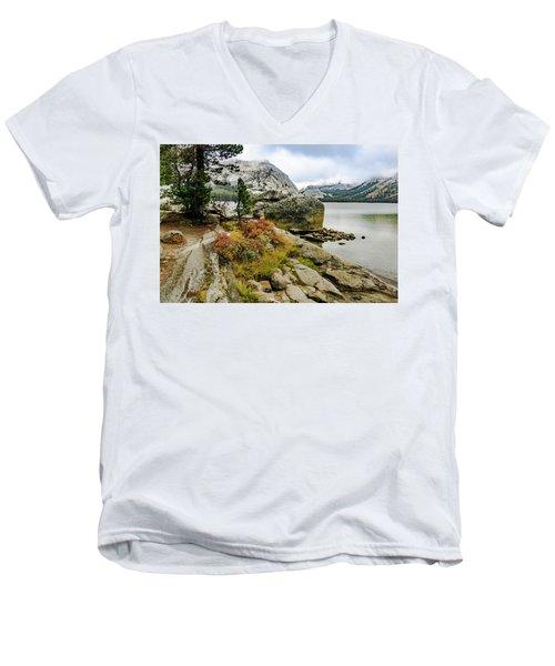 Tenaya View Men's V-Neck T-Shirt