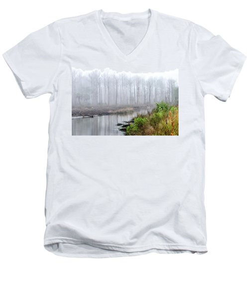 The Coming Fog Men's V-Neck T-Shirt