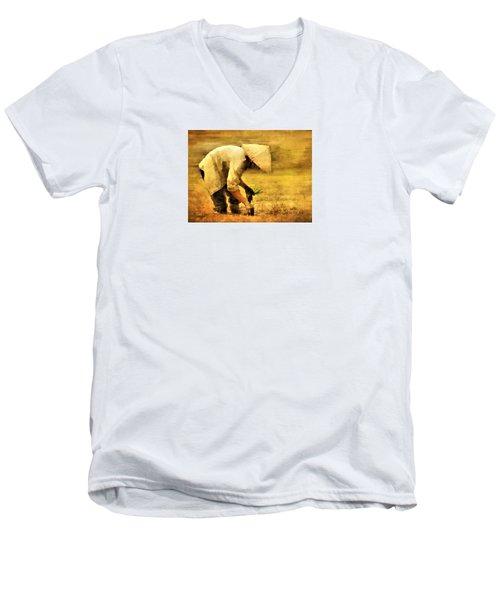 The Planter Men's V-Neck T-Shirt