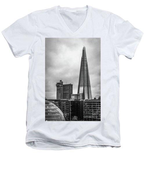 The Shard Men's V-Neck T-Shirt