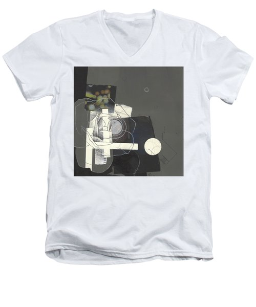 Torn Beauty No. 1 Men's V-Neck T-Shirt