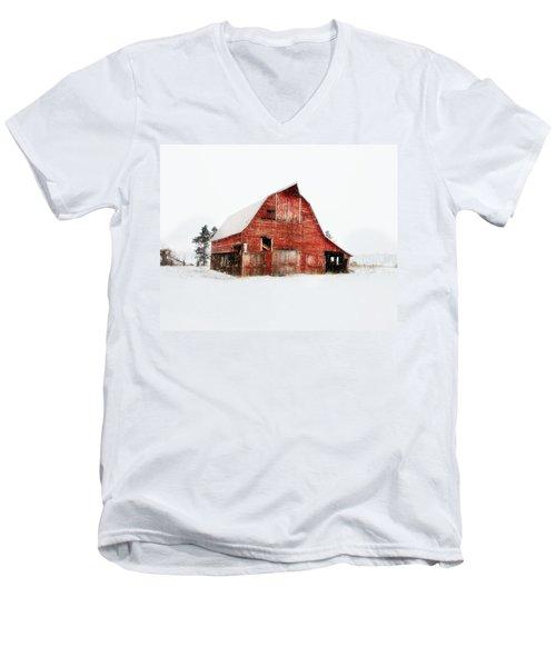 Undignified Death Men's V-Neck T-Shirt