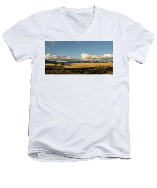 Valles Caldera National Preserve II Men's V-Neck T-Shirt